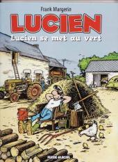 Lucien -4b- Lucien se met au vert