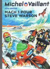 Michel Vaillant (Dupuis) -14- Mach 1 pour Steve Warson
