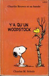 Charlie Brown et sa bande -2- Y'a qu'un Woodstock
