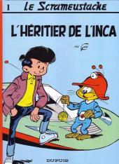 Le scrameustache -1b1997- L'héritier de l'Inca