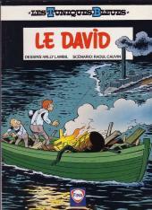 Les tuniques Bleues -19Fina- Le David