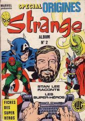 Strange (Spécial Origines) -Rec02- Album N°2