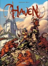 Couverture de Haven -1- Exil