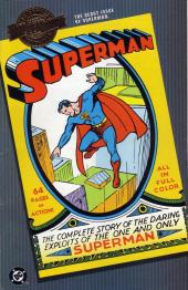 Superman (1939) -1b- The complete story of daring exploits of the one and only Superman