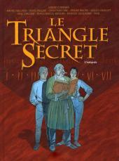 Le triangle secret -INTFL- L'intégrale