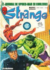 Strange -160- Strange 160