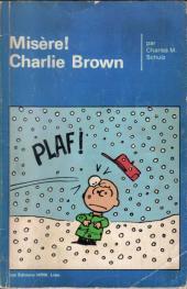 Peanuts -8- (HRW) -16- Misère! Charlie Brown