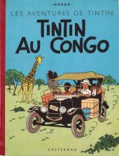 Tintin (Historique) -2B05- Tintin au Congo