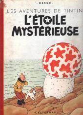 Tintin (Historique) -10B04- L'étoile mystérieuse