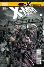 X-Men Legacy (2008) -249- Age of x aftermath part 2