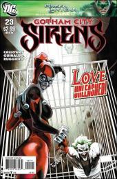 Gotham City Sirens (2009) -23- X friends part 1