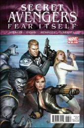 Secret Avengers (2010) -13- Fear itself part 1
