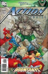 Action Comics (1938) -901- Reign of doomsdays part 1