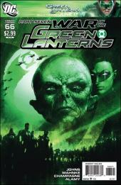 Green Lantern (2005) -66- War of the green lanterns part 7