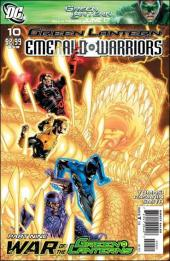 Green Lantern: Emerald warriors (2010) -10- War of the green lanterns part 9