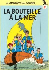 La patrouille des Castors -5d1990- La bouteille à la mer