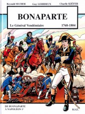 Bonaparte -1- Le Général Vendémiaire - 1768-1804
