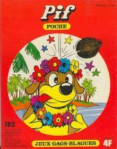 Pif Poche -182- Pif poche n° 182