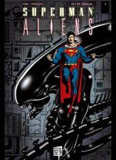Superman / Aliens -1- Superman Aliens