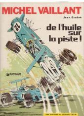Michel Vaillant -18c1977- De l'huile sur la piste !