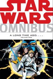 Couverture de Star Wars Omnibus (2006) -INT13- A Long Time Ago.... Volume 1