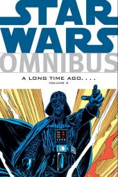 Couverture de Star Wars Omnibus (2006) -INT16- A Long Time Ago.... Volume 3