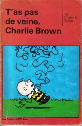 Peanuts -8- (HRW) -11- T'as pas de veine, Charlie Brown