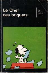 Peanuts -8- (HRW) -15- Le chef des briquets
