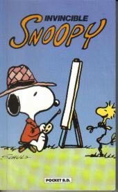 Peanuts -6- (Snoopy - Dargaud) -9Poche- Invincible Snoopy