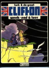 Clifton -8a- Week-end à tuer