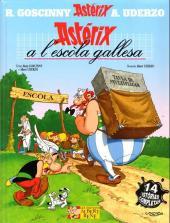 Astérix (en langues régionales) -32occitan- Astérix a l'escola gallesa