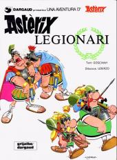 Astérix (en langues étrangères) -10Cat- Astèrix legionari