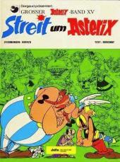 Astérix (en allemand) -15- Streit um Asterix