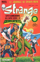 Strange -191- Strange 191