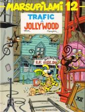 Marsupilami -12- Trafic à Jollywood