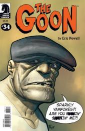 Goon (The) (2003) -34- The Goon #34