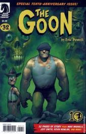 Goon (The) (2003) -32- The Goon #32