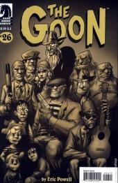 Goon (The) (2003) -26- The Goon #26