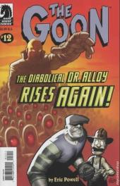 Goon (The) (2003) -12- The Goon #12