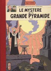 Blake et Mortimer -5ES- Le Mystère de la Grande Pyramide - Tome 2