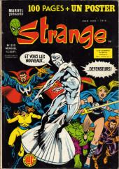 Strange -210- Strange 210