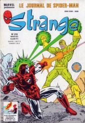 Strange -216- Strange 216