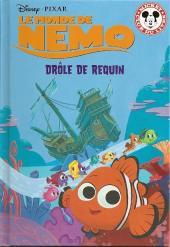 Mickey club du livre -146- Le monde de Némo - Drôle de requin
