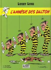 Lucky Luke -60a- L'amnésie des Dalton