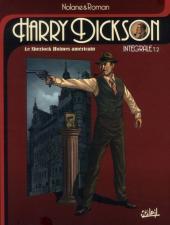 Harry Dickson (Nolane/Roman) -INT2- Intégrale T.2