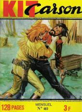 Kit Carson -483- La révolte de bison ardent