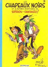 Spirou et Fantasio -3e77- Les chapeaux noirs