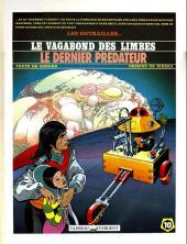 Le vagabond des Limbes -10b1991- Le dernier prédateur