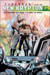 Superman: New Krypton (2009) -INT- New Krypton vol.4