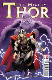 Mighty Thor (The) (2011) -2- The Galactus seed 2 : neighbors